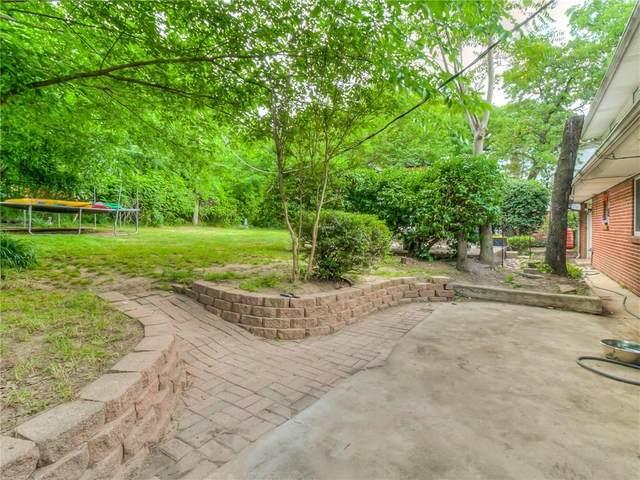 2916 N Mcmillan Avenue, Bethany, OK 73008 (MLS #911076) :: Homestead & Co