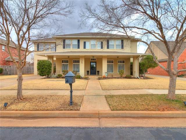 1709 NW 181st Street, Edmond, OK 73012 (MLS #911081) :: Homestead & Co