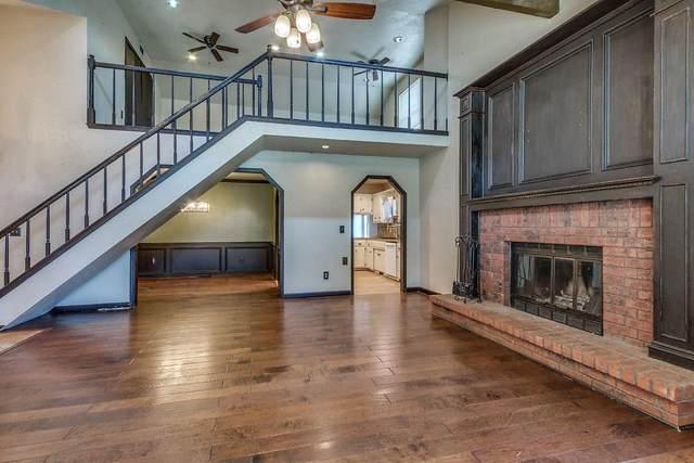 16716 Crest Valley Street, Edmond, OK 73012 (MLS #911085) :: Homestead & Co