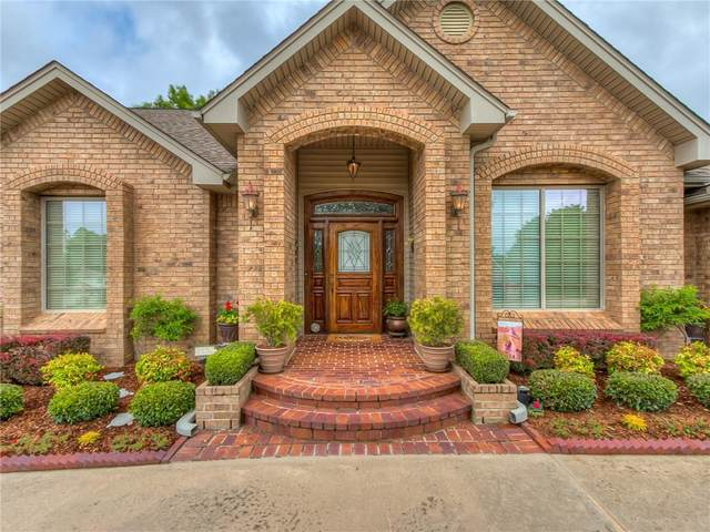780 Hidden Valley Circle, Choctaw, OK 73020 (MLS #911091) :: Homestead & Co