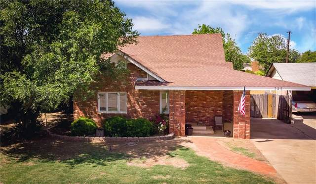 725 E Elm Street, Altus, OK 73521 (MLS #911095) :: Homestead & Co