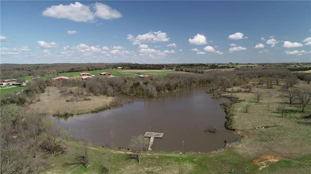 SW 17340 Coutny Road, Ada, OK 74820 (MLS #911123) :: Homestead & Co