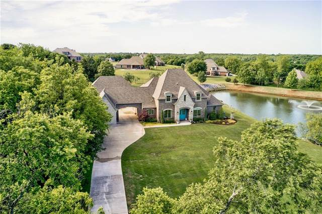 8114 Cardinal Ridge Drive, Edmond, OK 73034 (MLS #911200) :: Maven Real Estate