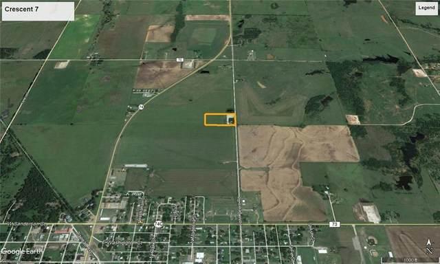 0000 N John Deere Road, Crescent, OK 73028 (MLS #911213) :: Keri Gray Homes