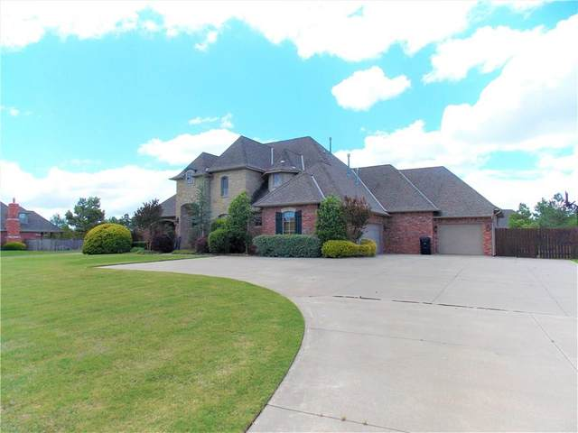 10208 SE 45th Street, Oklahoma City, OK 73150 (MLS #911224) :: ClearPoint Realty