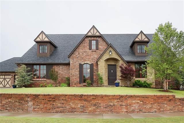 16768 Little Leaf Court, Edmond, OK 73012 (MLS #911241) :: Homestead & Co