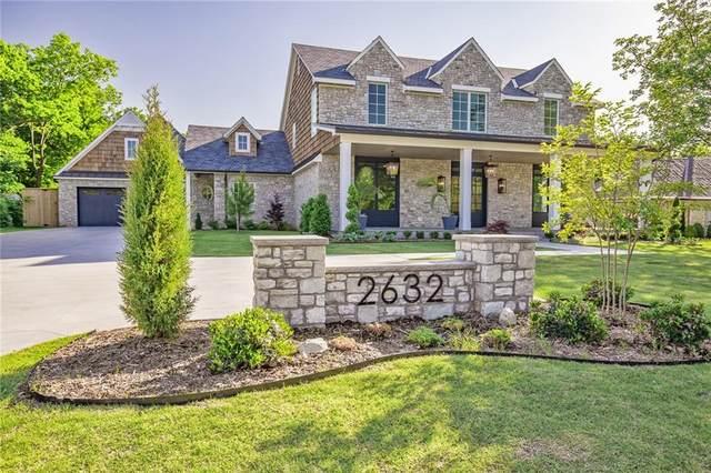 2632 Guilford Lane, Oklahoma City, OK 73120 (MLS #911271) :: Homestead & Co
