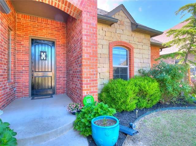 12609 Lexington Drive, Oklahoma City, OK 73173 (MLS #911315) :: Homestead & Co