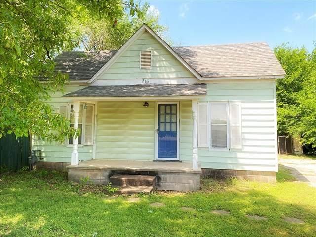 210 N Culver Street, Meeker, OK 74855 (MLS #911317) :: Homestead & Co