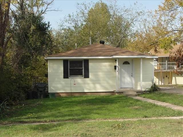 517 E Eufaula Street, Norman, OK 73069 (MLS #911327) :: Homestead & Co