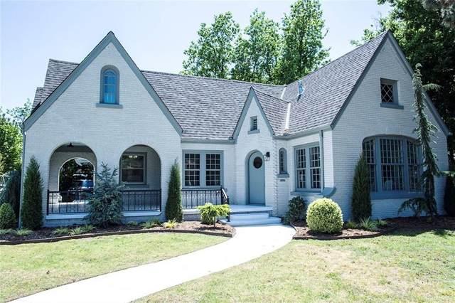 2000 NW 17 Street, Oklahoma City, OK 73106 (MLS #911338) :: Keri Gray Homes