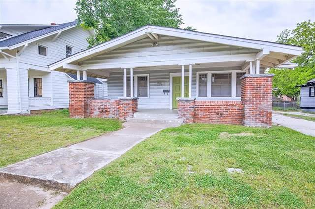 608 NW 31st Street, Oklahoma City, OK 73118 (MLS #911350) :: Homestead & Co