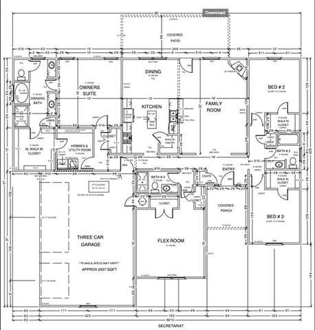 7401 Sw 102 Street, Oklahoma City, OK 73169 (MLS #911376) :: Erhardt Group at Keller Williams Mulinix OKC