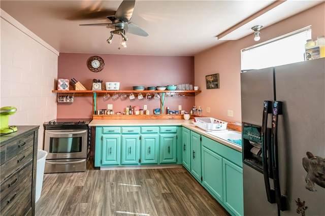 11698 N 1880 Road, Sayre, OK 73662 (MLS #911385) :: Homestead & Co