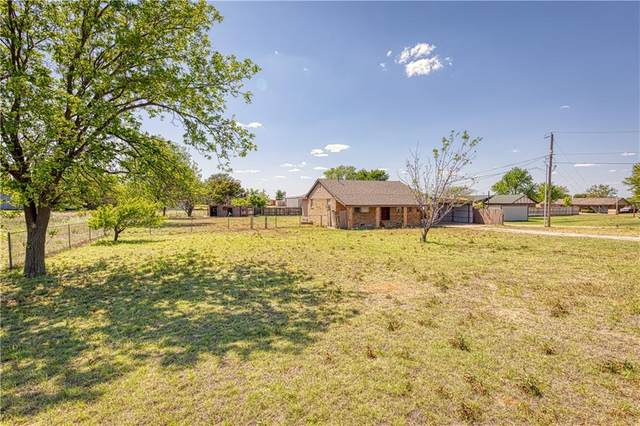 1923 S Highway 66, Sayre, OK 73662 (MLS #911426) :: ClearPoint Realty