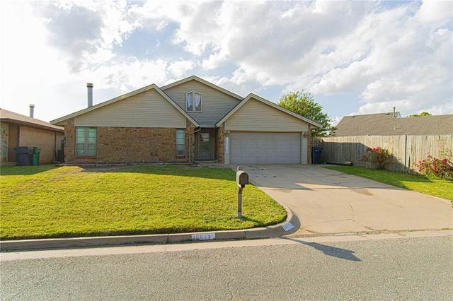 10013 S Fairview Drive, Oklahoma City, OK 73159 (MLS #911561) :: Erhardt Group at Keller Williams Mulinix OKC