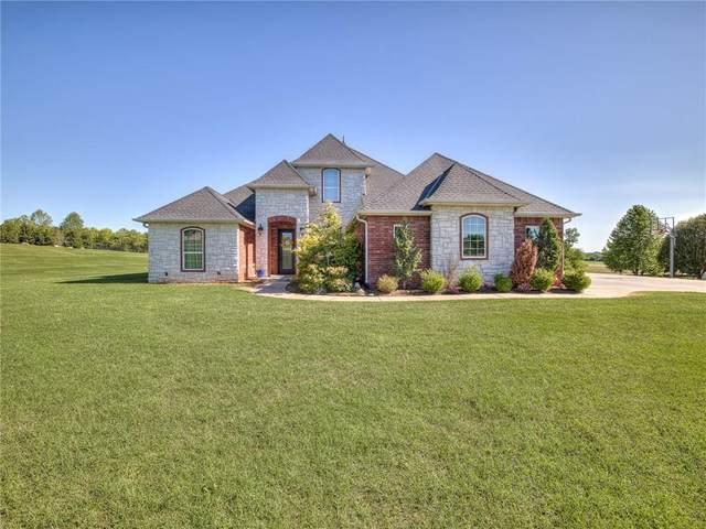 3602 Blue Stem Drive, Tuttle, OK 73089 (MLS #911618) :: Keri Gray Homes