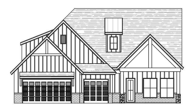 4812 Mccann Terrace, Mustang, OK 73064 (MLS #911635) :: Erhardt Group at Keller Williams Mulinix OKC