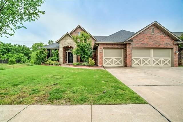 1412 NW 172nd Street, Edmond, OK 73012 (MLS #911646) :: Homestead & Co