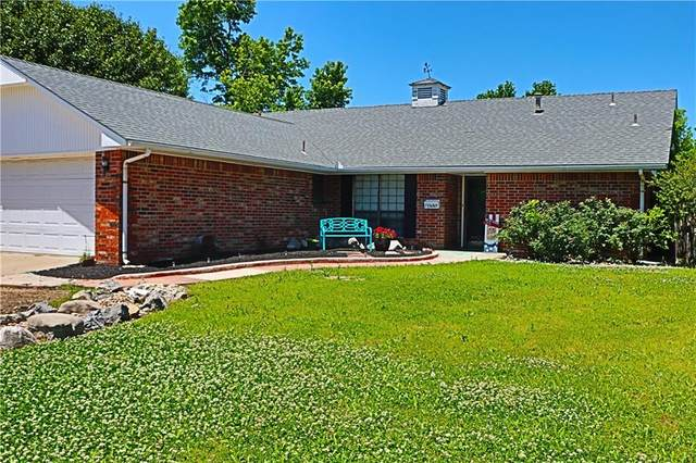 800 E 6th Street, Sulphur, OK 73086 (MLS #911661) :: Erhardt Group at Keller Williams Mulinix OKC