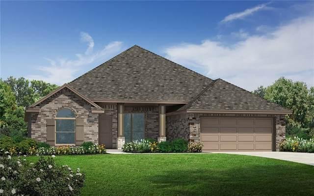 1025 SW 141st Street, Oklahoma City, OK 73170 (MLS #911697) :: Homestead & Co