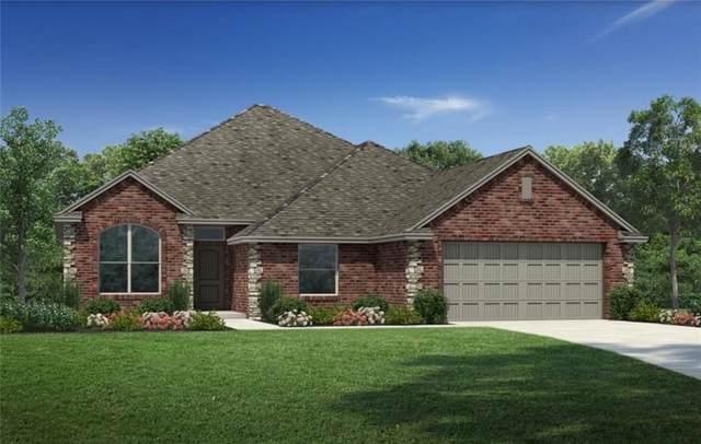 1021 SW 141st Street, Oklahoma City, OK 73170 (MLS #911700) :: Homestead & Co