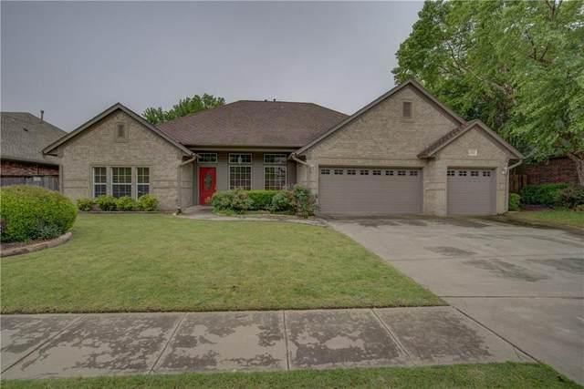 3912 Harrogate Drive, Norman, OK 73072 (MLS #911702) :: Homestead & Co