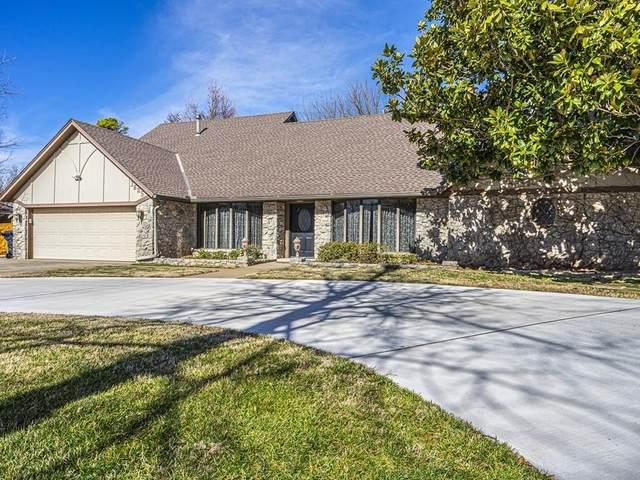 3805 NW 44th Street, Oklahoma City, OK 73112 (MLS #911737) :: Homestead & Co