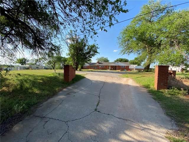 1005 Whiteshield, Hammon, OK 73650 (MLS #911744) :: Homestead & Co