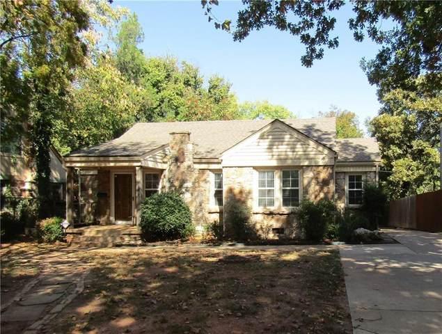 1103 Lombardy Road, Oklahoma City, OK 73118 (MLS #911755) :: Homestead & Co