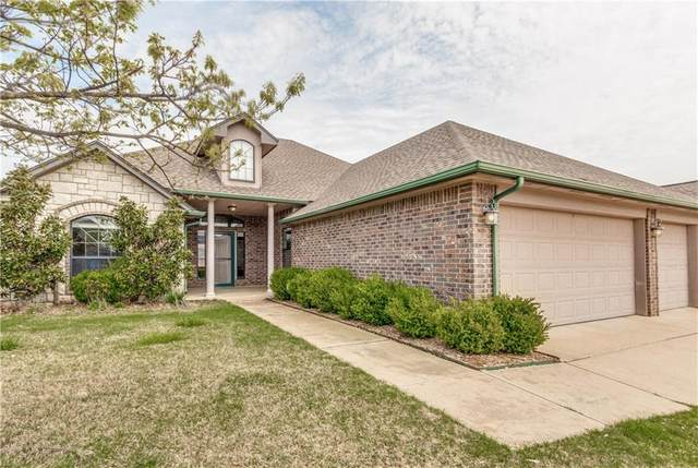 8709 NW 114th Street, Oklahoma City, OK 73162 (MLS #911758) :: Homestead & Co