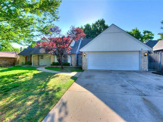 9208 Brentford Avenue, Oklahoma City, OK 73132 (MLS #911774) :: Homestead & Co