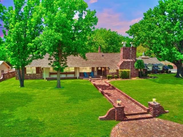 8015 Glenwood Avenue, Oklahoma City, OK 73114 (MLS #911777) :: Homestead & Co