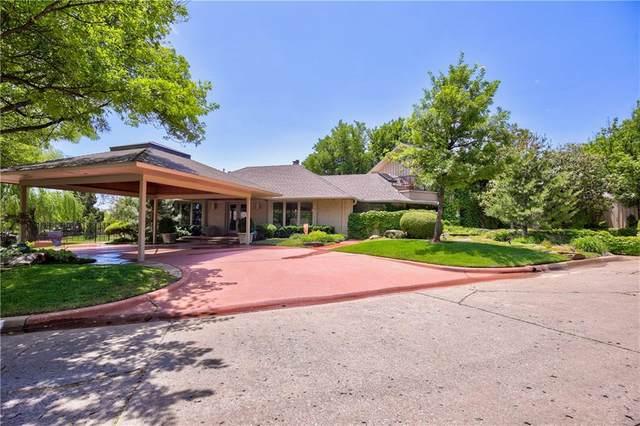 6219 Riviera Drive, Oklahoma City, OK 73112 (MLS #911805) :: Keller Williams Realty Elite