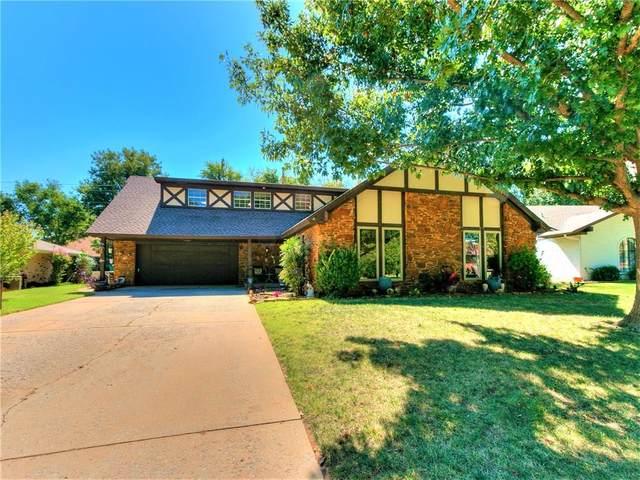6104 Kingsbridge Drive, Oklahoma City, OK 73162 (MLS #911810) :: Homestead & Co