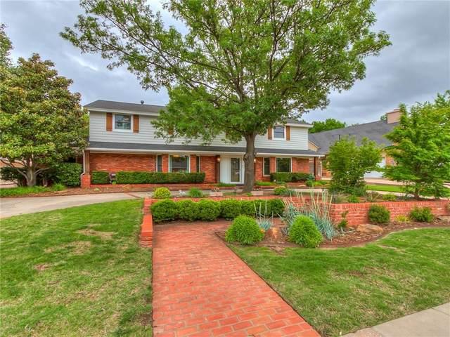 12308 Blue Sage Road, Oklahoma City, OK 73120 (MLS #911853) :: Homestead & Co