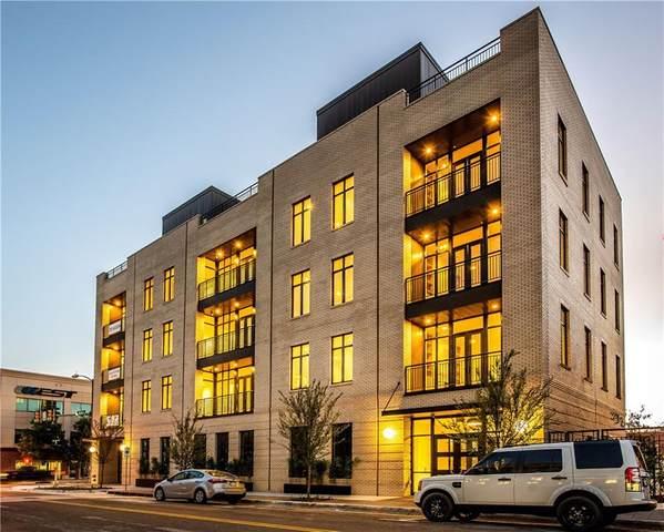701 N Hudson Avenue #306, Oklahoma City, OK 73102 (MLS #911854) :: Keri Gray Homes