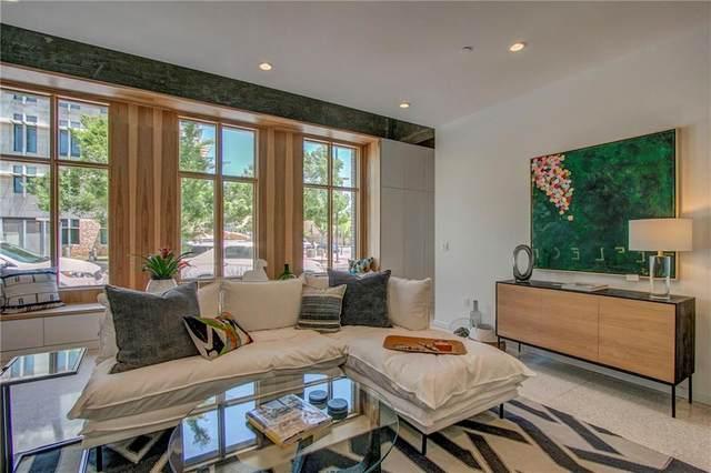 701 N Hudson Avenue #100, Oklahoma City, OK 73102 (MLS #911857) :: Keri Gray Homes