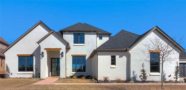 225 Saint Claire Drive, Edmond, OK 73025 (MLS #911862) :: Homestead & Co