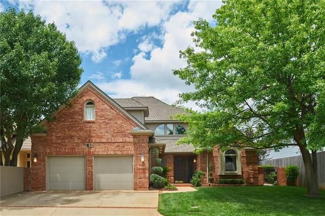 3101 N Castlerock Road #63, Oklahoma City, OK 73120 (MLS #911867) :: Homestead & Co