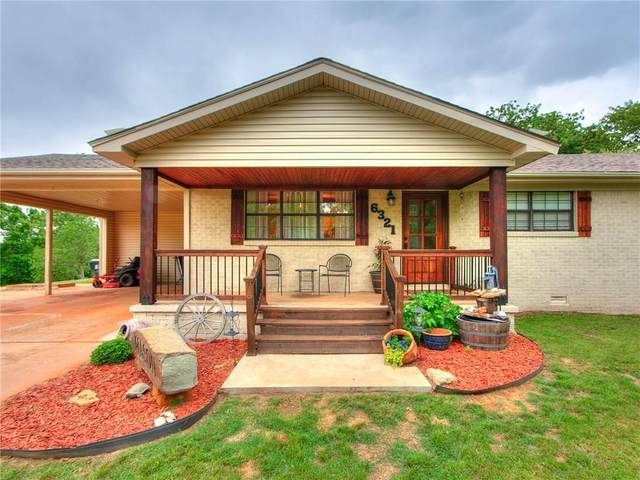 6321 E Rock Creek Road, Norman, OK 73026 (MLS #911872) :: Homestead & Co