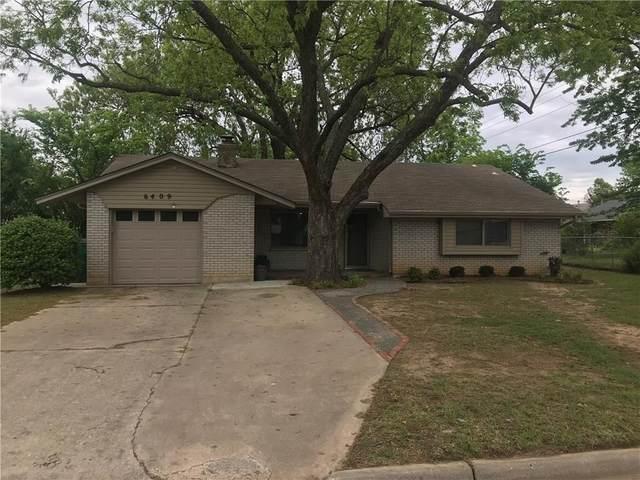 6409 NW 24th Street, Oklahoma City, OK 73127 (MLS #911898) :: Keri Gray Homes