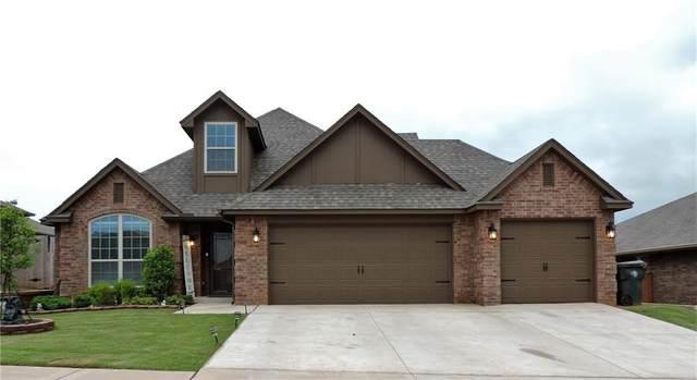 10408 SE 25th Street, Midwest City, OK 73130 (MLS #911934) :: Homestead & Co