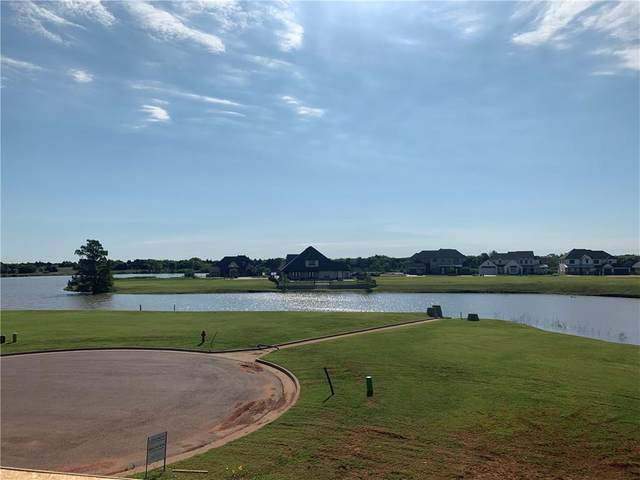13405 Emerald Island Drive, Oklahoma City, OK 73134 (MLS #911937) :: Homestead & Co