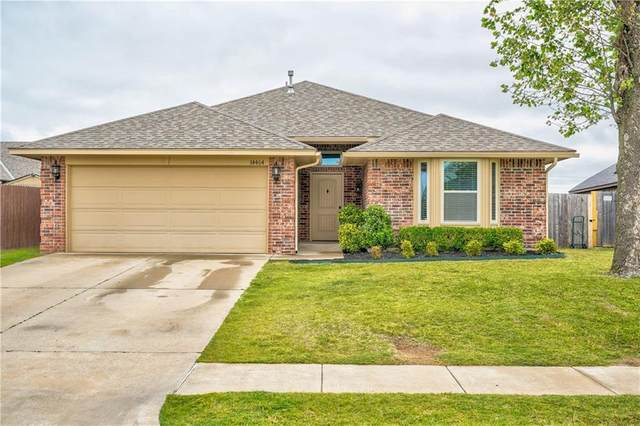 14404 S Robinson Avenue, Oklahoma City, OK 73170 (MLS #911957) :: Your H.O.M.E. Team