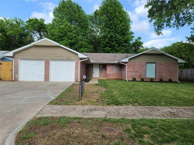 1417 Whippoorwill Drive, Norman, OK 73071 (MLS #911967) :: Homestead & Co