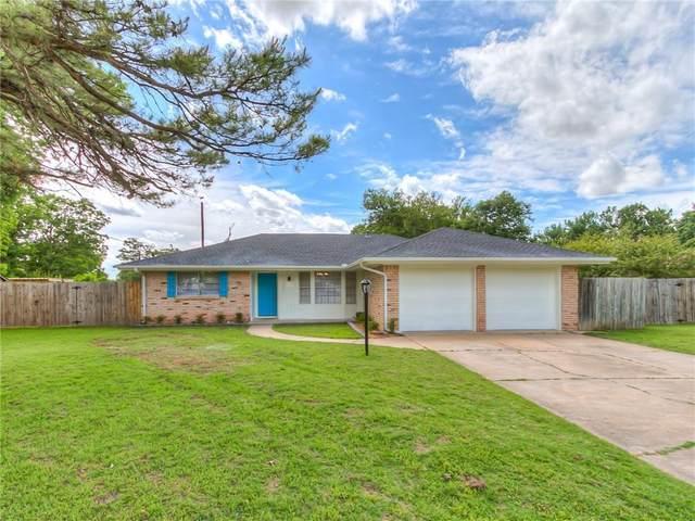 1227 N Tela Drive, Oklahoma City, OK 73127 (MLS #912013) :: Homestead & Co