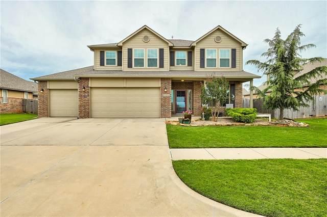 11312 NW 103 Street, Yukon, OK 73099 (MLS #912025) :: Keri Gray Homes