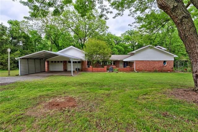 2050 E Post Oak Road, Norman, OK 73072 (MLS #912057) :: Homestead & Co