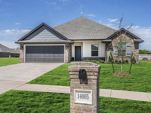 14005 Northwood Village Drive, Piedmont, OK 73078 (MLS #912058) :: Keri Gray Homes